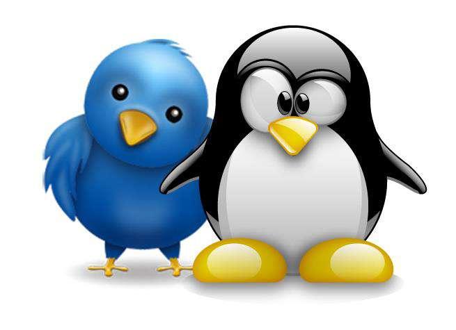Twitter Linux