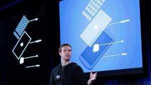 Facebook Home - Mark Zuckerberg