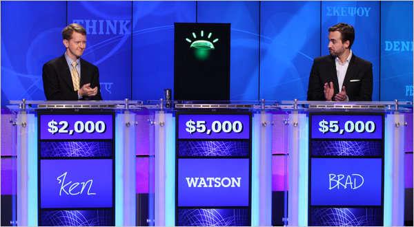 IBM Watson gewinnt Jeopardy