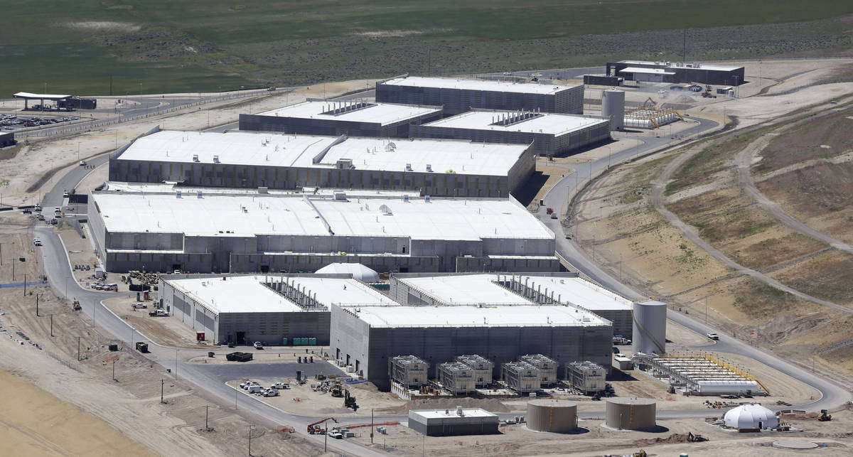 NSA Utah Data Center June 02