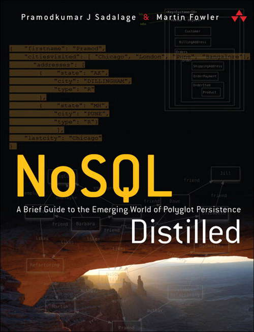 Buchtitel NoSQL Distilled