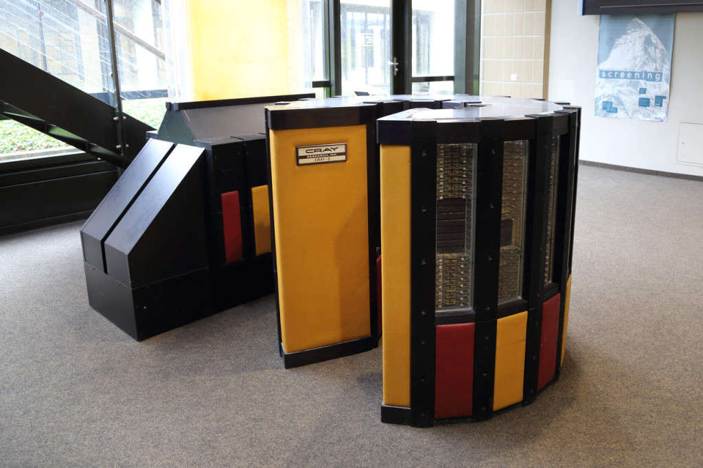 Cray-2 im Musee Bolo