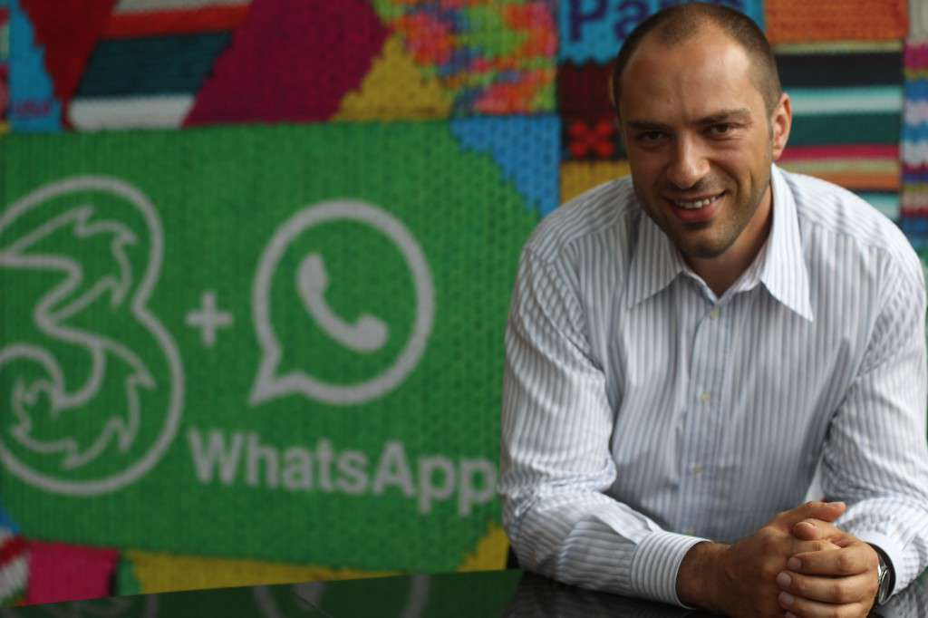 Whatsapp-Founder Jan Koum