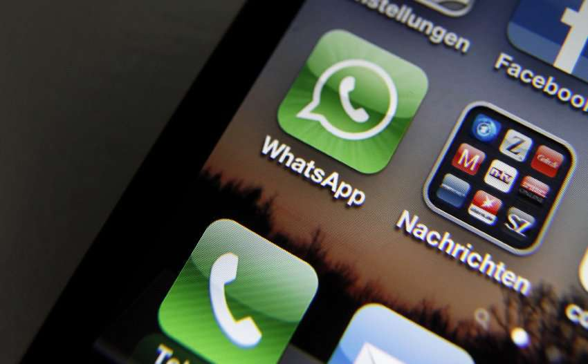 WhatsApp auf iPhone