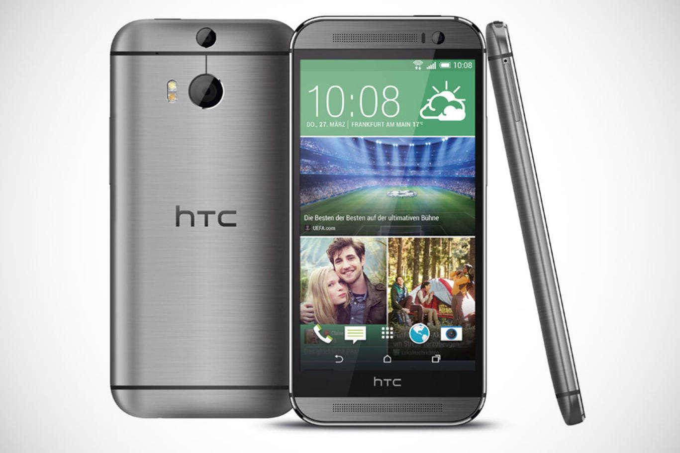 HTC-one M8 ab März 2014